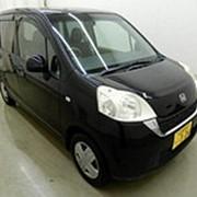 Хэтчбек HONDA LIFE кузов JC1 модификация Pastel год выпуска 2010 пробег 81 тыс км цвет черный фото