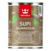 Tikkurila Supi Saunasuoja, пропитка для саун и бань, 9 л. фото