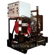 Дизель-генераторная установка (ДГУ) Gesan DPA 35 E открытая с АВР фото