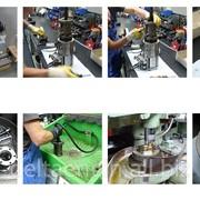 Ремонт и модернизация систем зажимов BERG фото