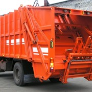 Автомобиль мусоровоз фото