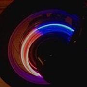 Светящиеся колпачки на ниппель разноцветные фото