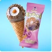 Мороженое Тоффи фото