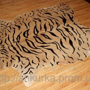 Шкура коровы (стилизованная шкура тигра) T 002 фото