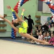 Обучение спортивной гимнастике фото