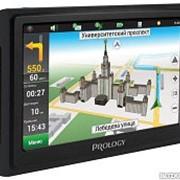 Навигатор автомобильный PROLOGY IMAP-5300 black фото