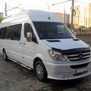 Аренда минивена, автобуса с водителем в Краснодаре фото