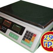 Весы электронные товарные 35 кг фото