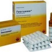 Тиогамма® Таблетки №30 и №60 Концентрат для приготовления раствора для инфузий 20 мл №5 фото