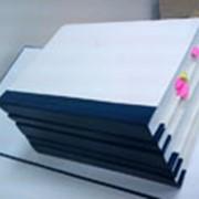 Переплет, прошивка документов, архивная обработка фото