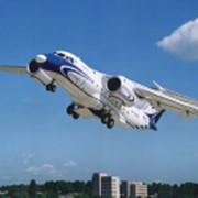 Региональный конвертируемый грузопассажирский самолет Ан-74ТК-300 фото