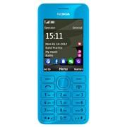 Сотовый телефон Nokia 206 Dual Cyan фото