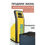 Восстановление тяговых свинцовых аккумуляторов фото