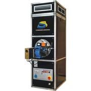 Воздушные теплогенераторы производительной мощностью 25-1100 кВт. Виды топлива: мазут, печное топливо, дизель, керосин, отработанное масло, и т. д фото