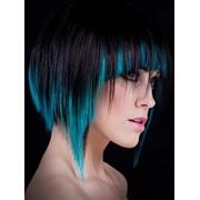 Мелирование, окрашивание волос фото