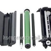 Замена фотобарабана лезерных принтеров фото