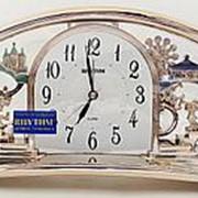 Rhythm 4SE535WD13 настольные часы фото