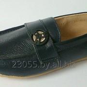 Туфли подростковые кожаные (размер 31-36) фото