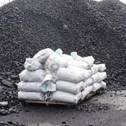Каменный уголь без примесей (мытый) фото