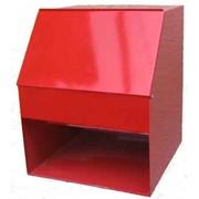 Ящик для песка ЯП-01 фото