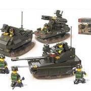 Конструктор SLUBAN Вооруженные силы фото