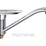 Смеситель для кухни Haiba Disk-004 Brass Nut, арт.9930 фото