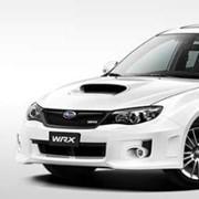 Автомобиль Subaru WRX седан фото