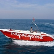 Катер Parasailing 28 Красный 320 Стацион. Mercan 2015 Tr фото