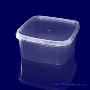 Пластиковые кубы (Квадратный пластиковый контейнер, прямоугольный пластиковый контейнер) фото