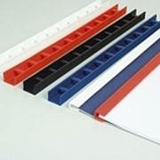 Пластина для переплета Presse-binder 10мм фото