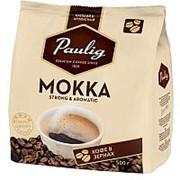Кофе Paulig Mokka 100% Арабика, зерно, 500г фото