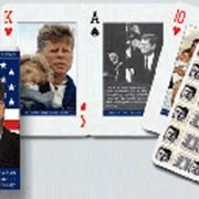 Коллекционные карты Президент Кеннеди и его семья фото