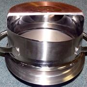 Емкости металлические для пищевой промышленности фото