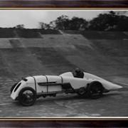 Картина Гоночный автомобиль, Неизвестен фото