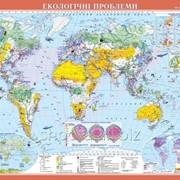 Світ. Екологічні проблеми, м-б 1:22 000 000 фото
