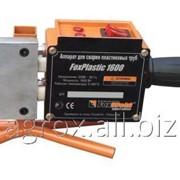 Аппарат для сварки пластиковых труб Foxweld FoxPlastic 1600 фото