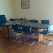 Стол для офиса черный фото
