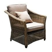 Кресло плетенное из ротанга Panama фото