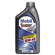 Масло Mobil Super 2000 X1 10W-40, 1л. фото
