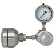 Разделитель мембранный проточный с встроенным термометром клэмп 983.22 фото
