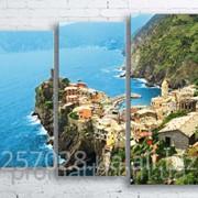 Модульна картина на полотні Vernazza. Cinque Terre National Park код КМ100130-058 фото