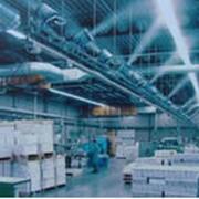 Туманообразующие системы, системы туманообразования, увлажнение воздуха на предприятиях, производственных помещениях и на складах фото