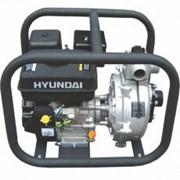 Мотопомпа Hyundai HYH50, 7.0л.с., 5,0 кВт, 500л/мин фото