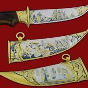 Нож Братья Славяне фото