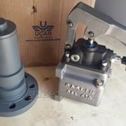 """Донный гидравлический клапан 2"""" 3"""" Gaslin для газовых цистерн, полуприцепов-газовозов, емкостей и арматуры ГНС, СУГ, LPG, пропана-бутана, сжиженого газа, слива-налива, хранилищ газа фото"""