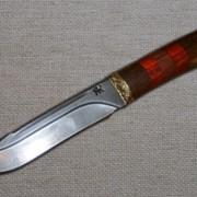 Нож из дамасской стали №57 фото