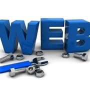Разработка дизайна интернет-сайтов фото