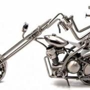 "Статуэтка ""Iron biker"" фото"
