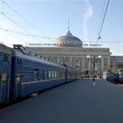 Доставка пассажиров на железнодорожный вокзал фото
