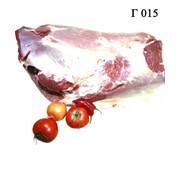 Мясо говяжье. Наружняя часть тазобедренного отруба. фото